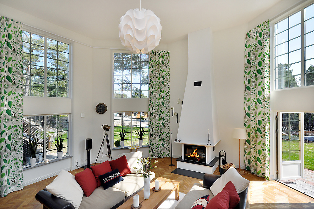 modern window treatments for living room image of: elegant living room window treatments DGMIPBR