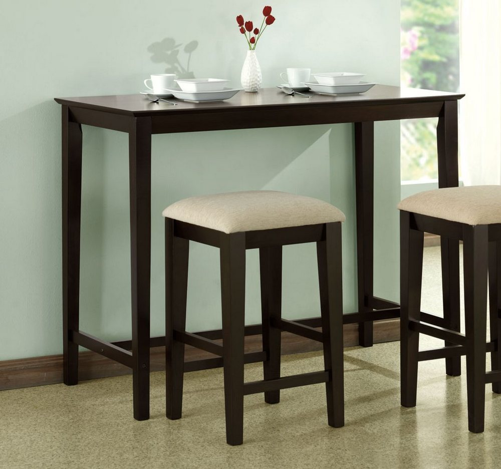 narrow counter height table for kitchen excellent counter height small table bar set cute kitchen . RAUQIAL