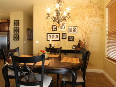 nice dining room color ideas for a small dining room ACVFCJK