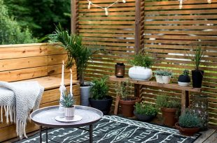 outdoor design ideas for small outdoor space small outdoor spaces suffer the same fate as indoor rooms- DCJHGEV