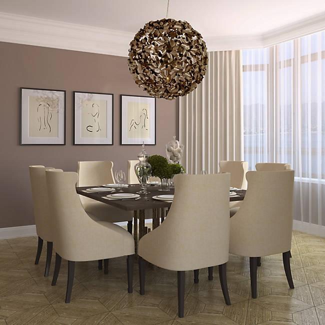 pendant lighting over dining room table ... https://www.lumens.com/pinwheel-pendant-by- ... IAKCQKU