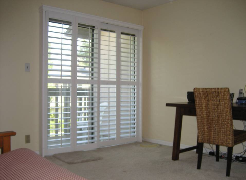 plantation shutters for sliding glass doors design DRYBYLW