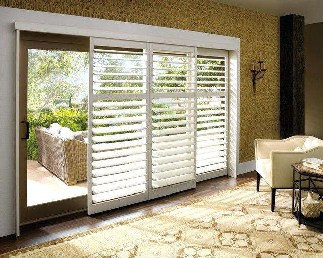 plantation shutters for sliding glass doors plantation shutters for sliding door plantation shutters for sliding glass BHXCRAL