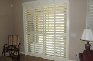 plantation shutters for sliding glass doors plantation shutters on sliding glass doors traditional IGMMBOT
