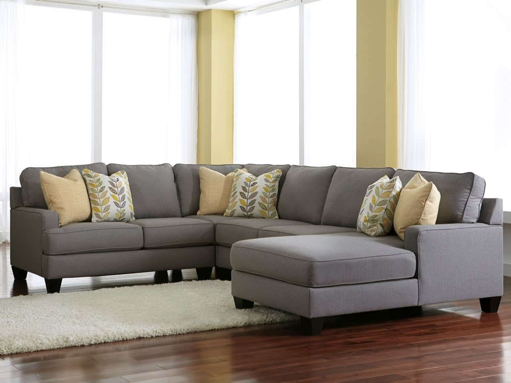 playful living room charcoal gray sectional sofa with chaise lounge idea SDZIOMJ