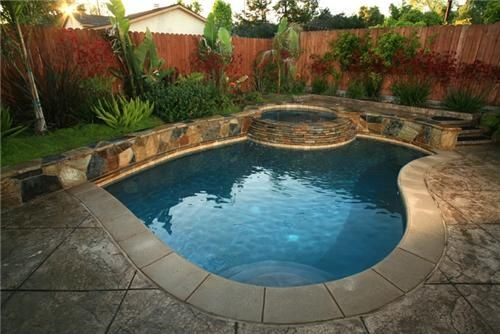 pool landscaping ideas for small backyards small yard pools beautiful small pools for your backyard yards MRTVHXJ