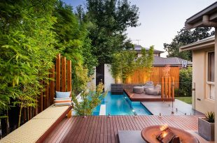 pool landscaping ideas for small backyards view in gallery shape a stunning backyard with the ideal JLJNTUX