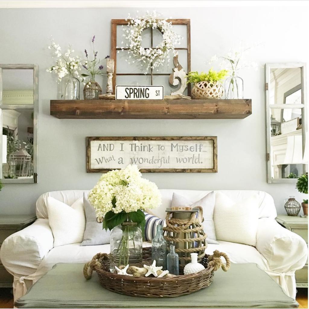 rustic wall decor ideas for living room 25 must-try rustic wall decor ideas featuring the most amazing BNKVEEA