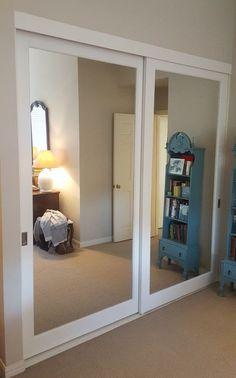 sliding mirror closet doors for bedrooms mirrored closet doors: WCDMPWT