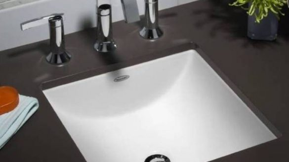 small rectangular undermount bathroom sink related VLNXPKC