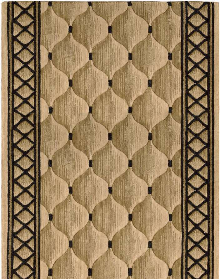 stair runners by the foot cosmopolitan c26r shadowlure beige 3u0027 foot wide hall and stair runner AIWTRIU