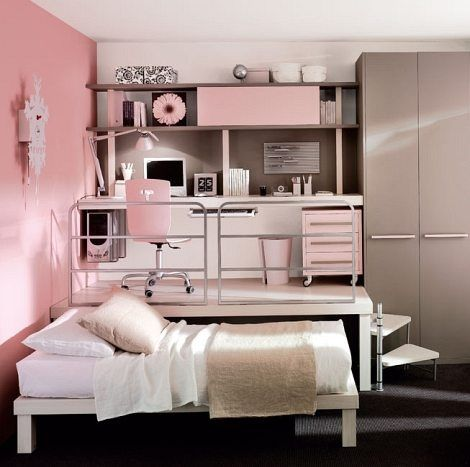 teenage girl bedroom ideas for small rooms small-teen-bedroom-design-for-girl even though my bedroom is a medium size WFCCXTI