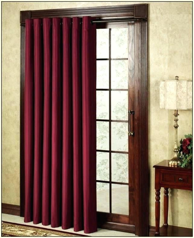 thermal curtains for sliding glass doors how to insulate sliding glass doors insulated curtains for sliding JLORYBZ