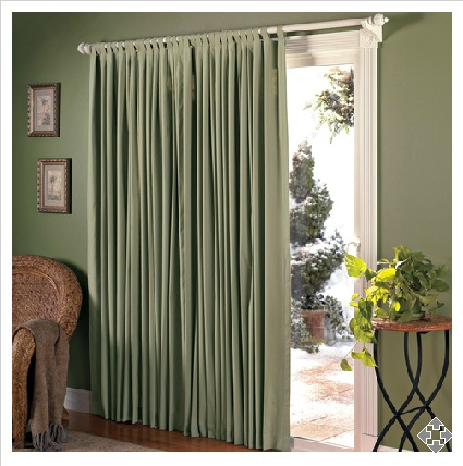 Thermal Curtains For Sliding Glass Doors: How & Where Do They Work?