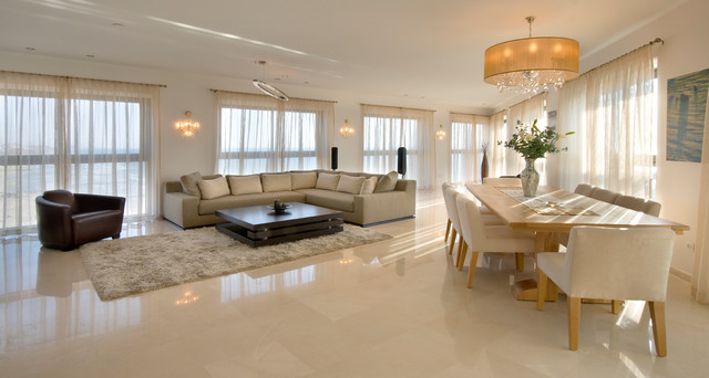 tile flooring ideas for living room living room contemporary-living-room PBEFMLG