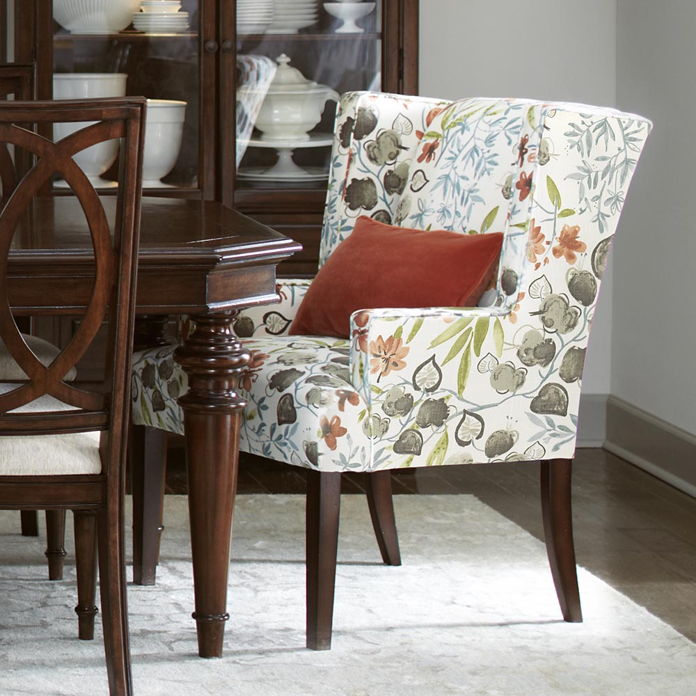 Upholstered Dining Room Chairs With Arms: A Wise Choice for Your ABode