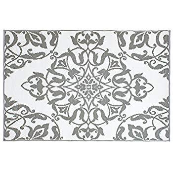 waterproof outdoor rug eluxurysupply outdoor rug - mad mats | uv fade resistant | waterproof QFACGBD