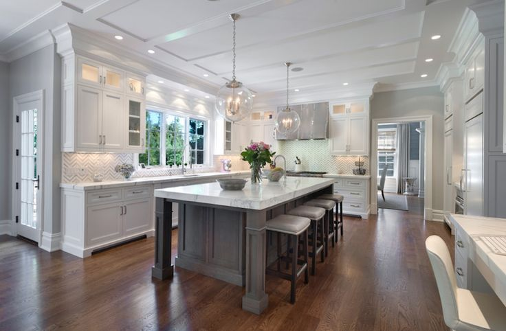 white kitchen cabinets with dark wood floors 30 spectacular white kitchens with dark wood floors - page EQULAKF