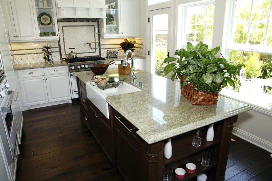 white kitchen cabinets with dark wood floors white kitchen cabinets with dark floors white kitchen dark floors FNLNWAC