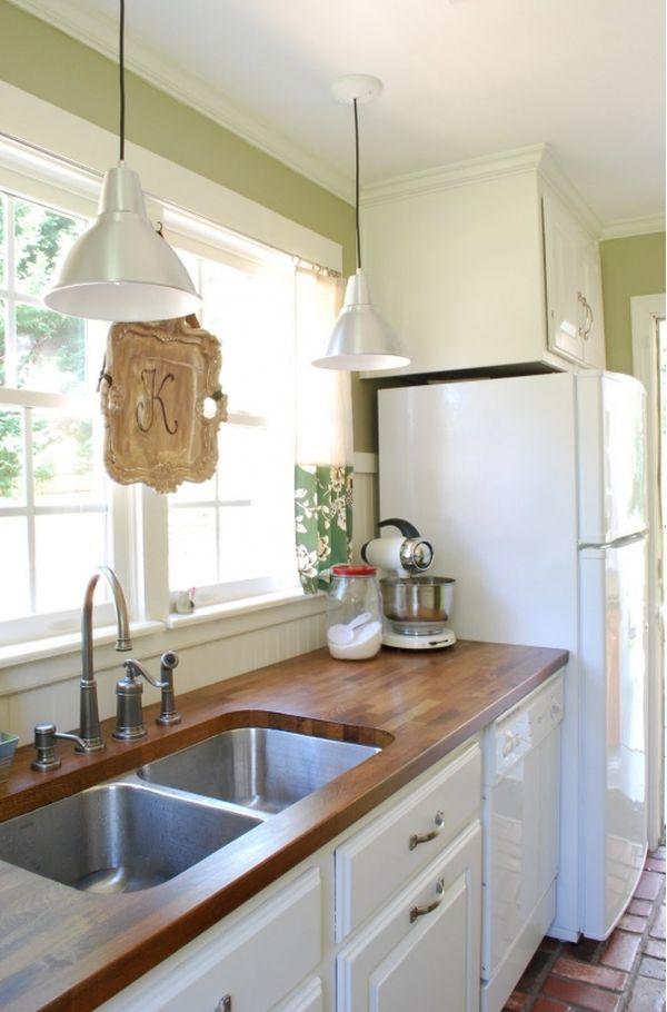 white kitchen cabinets with white appliances stylish kitchens with white appliances - they do exist! WFAEFLQ