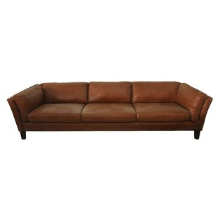 2 Seater Leather Sofa | Wayfair