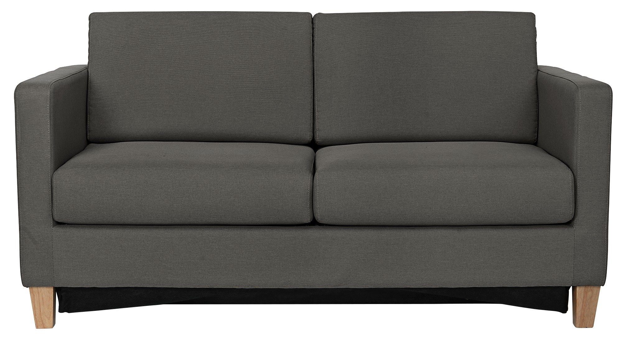 Buy Argos Home Rosie 2 Seater Fabric Sofa Bed - Grey | Sofa beds