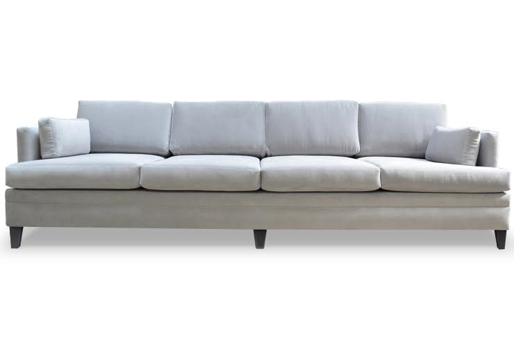 4 Seater Sofa for Large and Trendy Living   Room