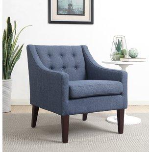 Cobalt Blue Accent Chairs | Wayfair