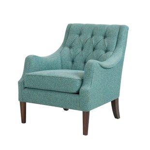 Blue Accent Chairs You'll Love | Wayfair