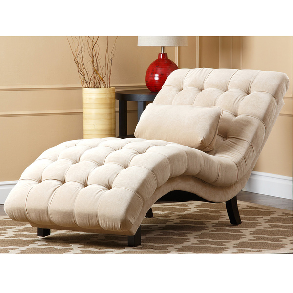 Chic Accent Chaise Lounge Chairs Living Room Lounge Chair Accent