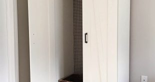 IKEA Hack: Aneboda Wardrobe - Angela Marie Made