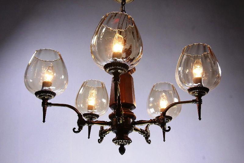 Antique Light Fixtures Early 1900s : Rushtowar Lighting - Ideas For