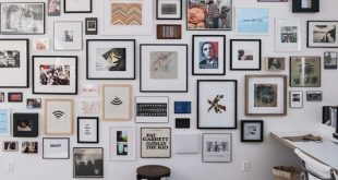 How To Master The Mix and Match Art Wall