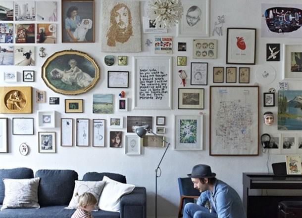 Art X Ideal Art Wall - Webbiecreations.com