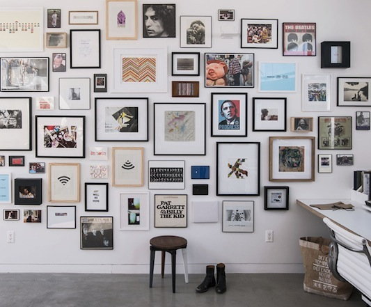 How to Create Great Art Wall in Your Home