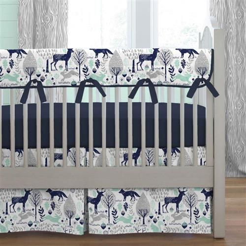 Baby Boy Bedding | Boy Crib Bedding Sets | Carousel Designs