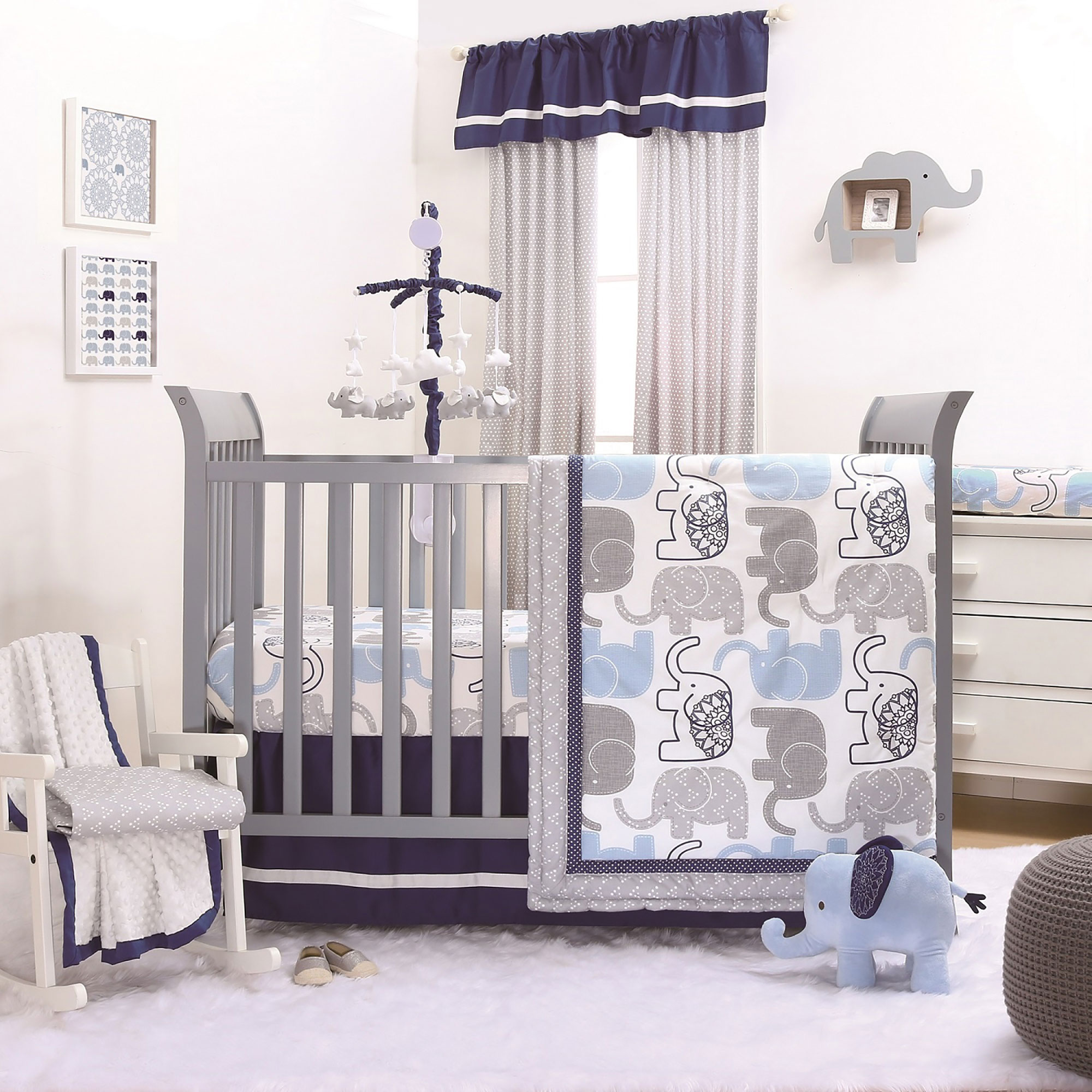 How to Choose Baby Boy Crib Bedding Sets