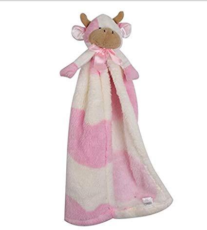 Amazon.com: Showking Cute Comforters Toy Baby Comforter Cotton Towel