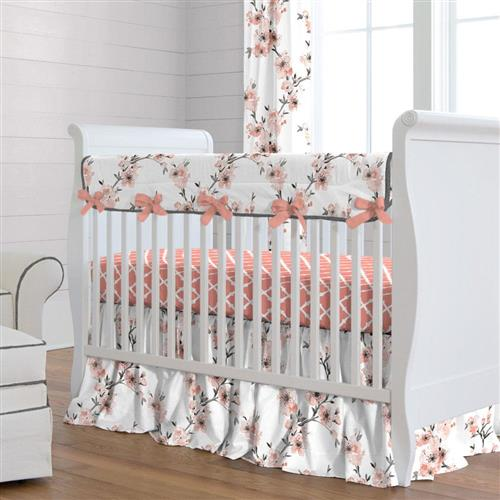 Pink and Adorable Baby Girl Bedding Sets