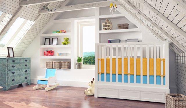 How To Setup a Baby Nursery | Mom365