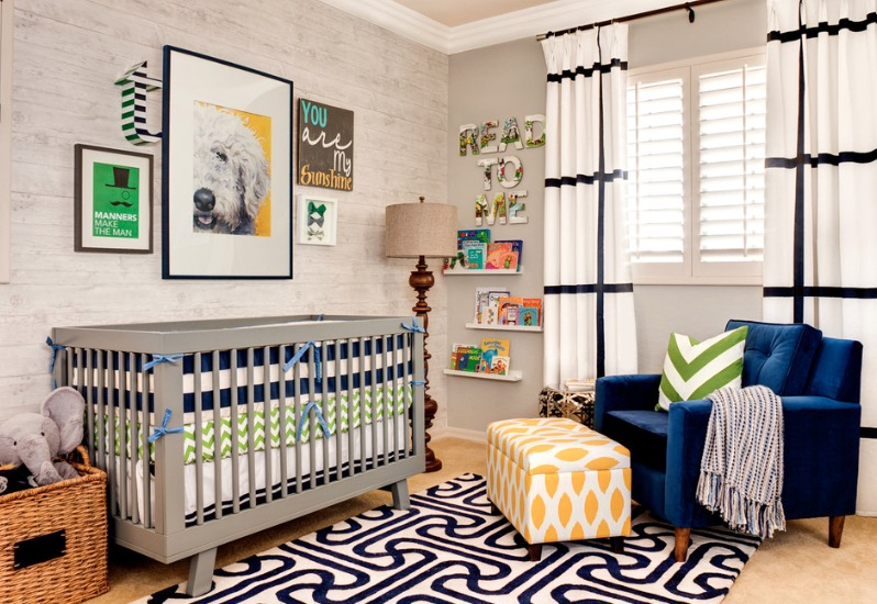 Creative Baby Room Ideas