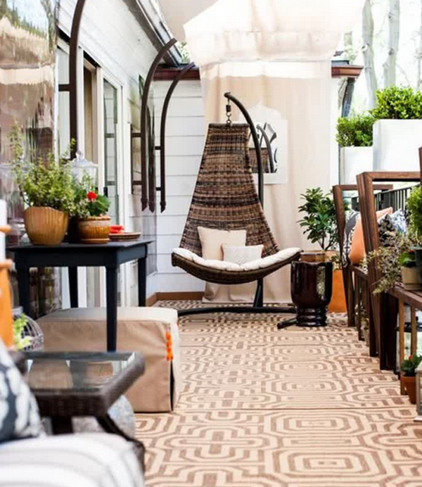 romantic-balcony-furniture | Home Design And Interior