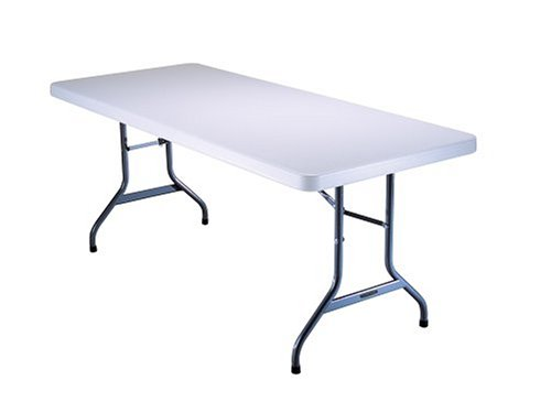 6' Rectangular Banquet Table - Party and Wedding Rentals for Denton