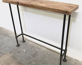 Breakfast bar table | Etsy