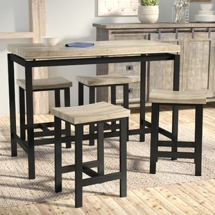 Bar Table And Chairs | Wayfair