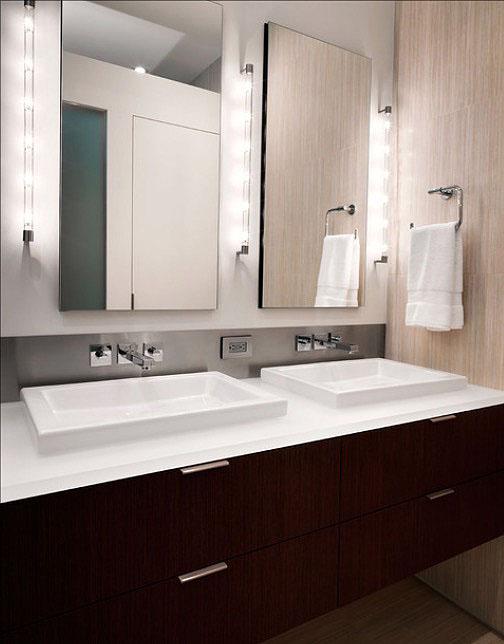 30 Quick and Easy Bathroom Decorating Ideas | Freshome.com
