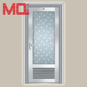 Aluminium Bathroom Doors Types Of Bathroom Single Doors Design - Buy