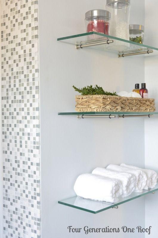 DIY bathroom renovation {reveal | Bathroom | Bathroom, Bathroom