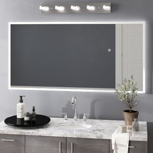 Led Bathroom Mirror Light | Wayfair