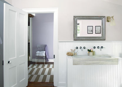 Bathroom Color Ideas & Inspiration | Benjamin Moore
